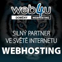Web4U - domény, webhosting, servery